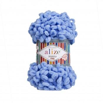 Alize Puffy Fine / 100g / 112 Blue