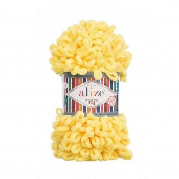 Alize Puffy Fine / 100g / 113 Yellow