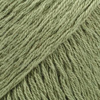 DROPS Belle / 50g - 120m / 10 moss green
