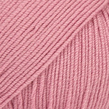 DROPS Baby Merino / 50g - 175m / 27 old pink