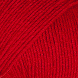 DROPS Baby Merino / 50g - 175m / 16 red
