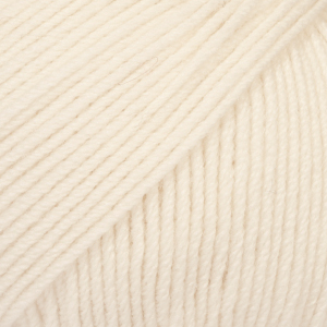 DROPS Baby Merino / 50g - 175m / 02 off white