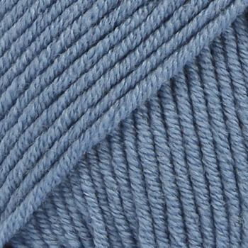 DROPS Merino Extra Fine / 50g - 105m / 23 grey blue
