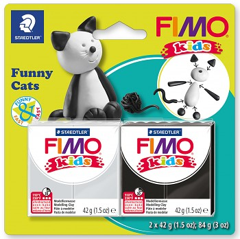 Fimo Kids / Funny Cats