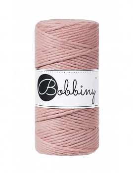 Macramé cord / 3mm / 100m / Blush