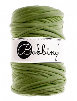 Bobbiny T-shirt Yarn / 60m / Apple green