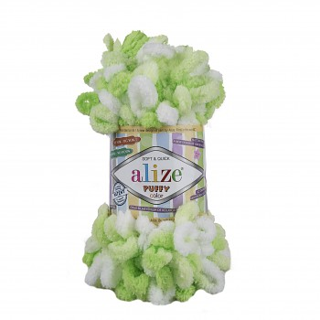 Alize Puffy Color / 100g / 5937