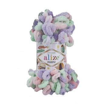 Alize Puffy Color / 100g / 5938