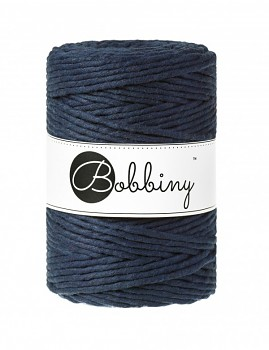 Macramé cord 5mm / 100m / Navy Blue