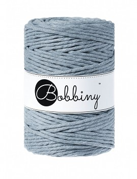 Macramé cord 5mm / 100m / Real Denim collection