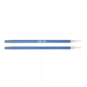 KnitPro Zing Interchangeable needle tips / 4.0 mm