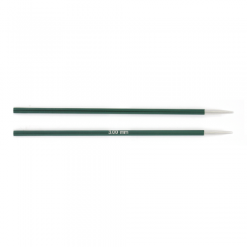KnitPro Zing Interchangeable needle tips / 3.0 mm