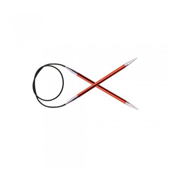 KnitPro Zing kruhové ihlice 2.5mm / 40cm