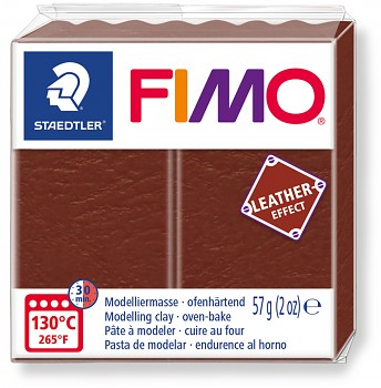 Fimo LEATHER nut (779)