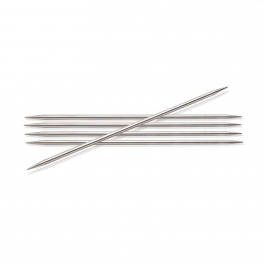 Double-pointed knitting pins 3,5 mm