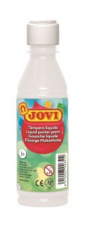 JOVI tempera paint 250ml / white