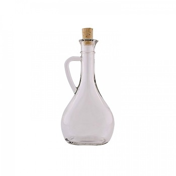 Glass flacon 250ml