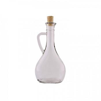 Sklenená fľaša s uzáverom / 250ml