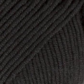 DROPS Merino Extra Fine / 50g - 105m / 02 black
