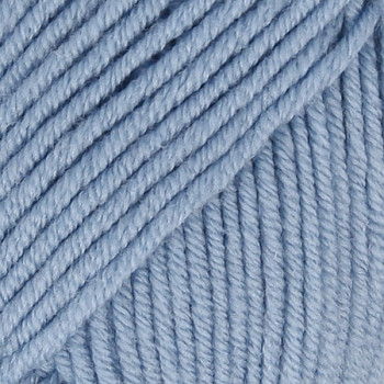 DROPS Merino Extra Fine / 50g - 105m / 19 light grey blue