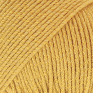 DROPS Cotton Merino / 50g - 110m / 15 mustard