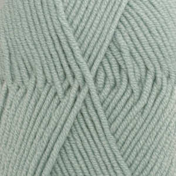 DROPS Merino Extra Fine / 50g - 105m / 15 light greyish green