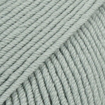 DROPS Merino Extra Fine / 50g - 105m / 15 light greyish green