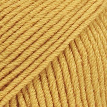 DROPS Merino Extra Fine / 50g - 105m / 30 mustard