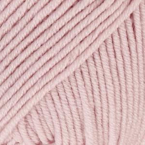 DROPS Merino Extra Fine / 50g - 105m / 40 powder pink