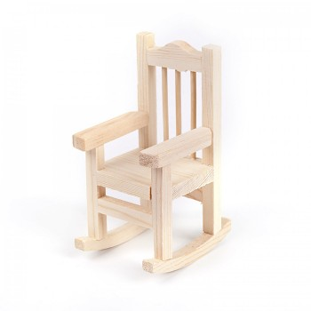 Furniture for Dolls - Armchair / 6 x 6 x 10 cm