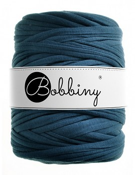 Bobbiny T-shirt Yarn / 120m / Dark denim