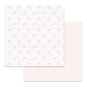 Scrapbookový papier / 12x12 / Texture roses