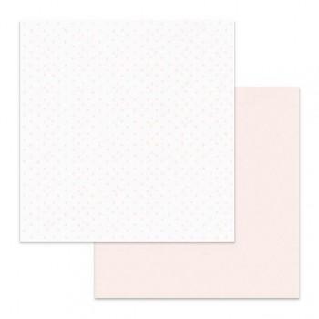 Scrapbookový papier / 12x12 / Texture hearts