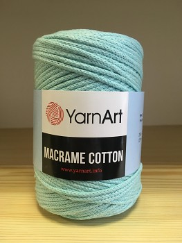 Macrame Cotton / 225m / mint 775