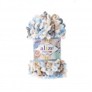Alize Puffy Fine Color / 100g / 5946