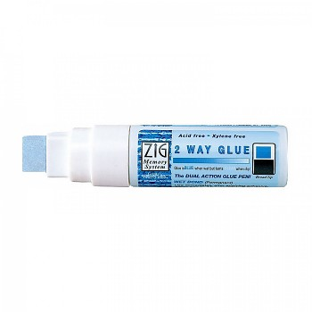 ZIG Lepidlo 2 Way Glue Broad 15mm