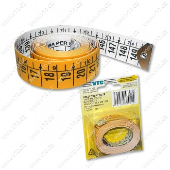 Tape measure 150x2 cm