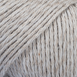 DROPS Bomull-lin / 50g - 85m / 15 light grey