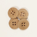 Wooden button / 1,5cm / 1pc