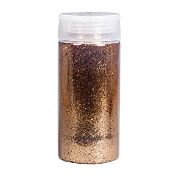 Glitter / 110 g / copper-gold