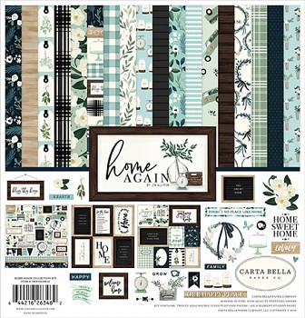Home Again 12x12 / Collection Kit