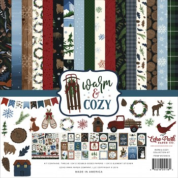 Warm & Cozy 12x12 / Collection Kit