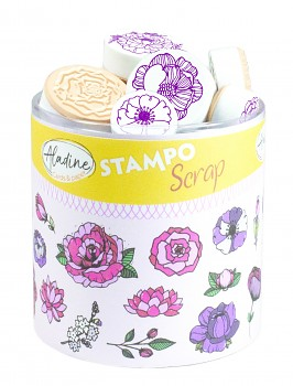 STAMPO Scrap / Floral