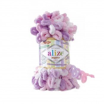 Alize Puffy Color / 100g / 6051