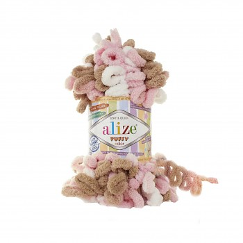 Alize Puffy Color / 100g / 6046