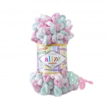 Alize Puffy Color / 100g / 6052