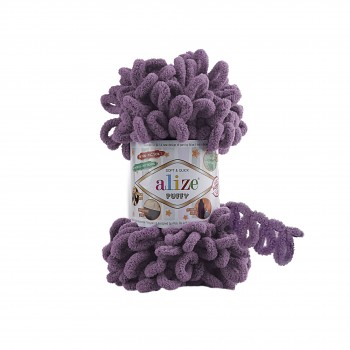 Alize Puffy / 100g / 437 Lavender