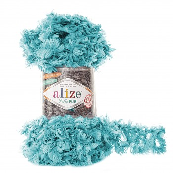 Alize Puffy Fur / 100g / 6119