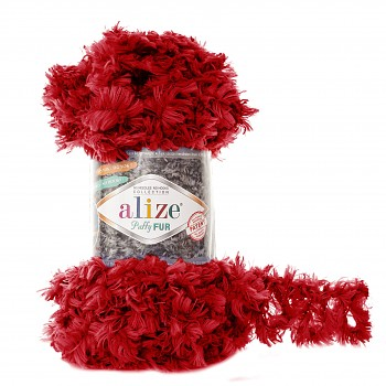 Alize Puffy Fur / 100g / 6109