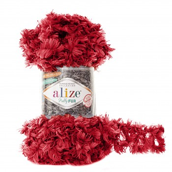 Alize Puffy Fur / 100g / 6121